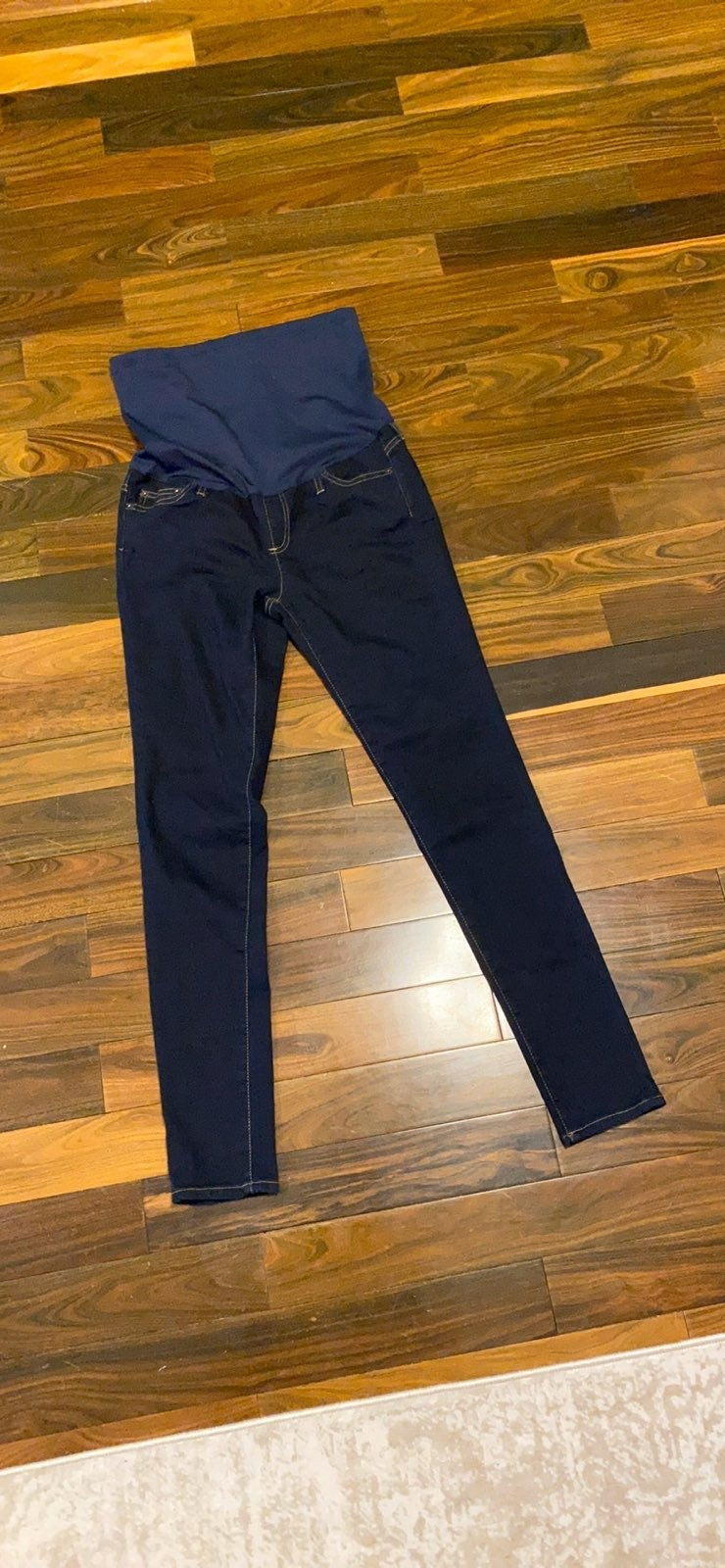 Gap maternity legging jean med