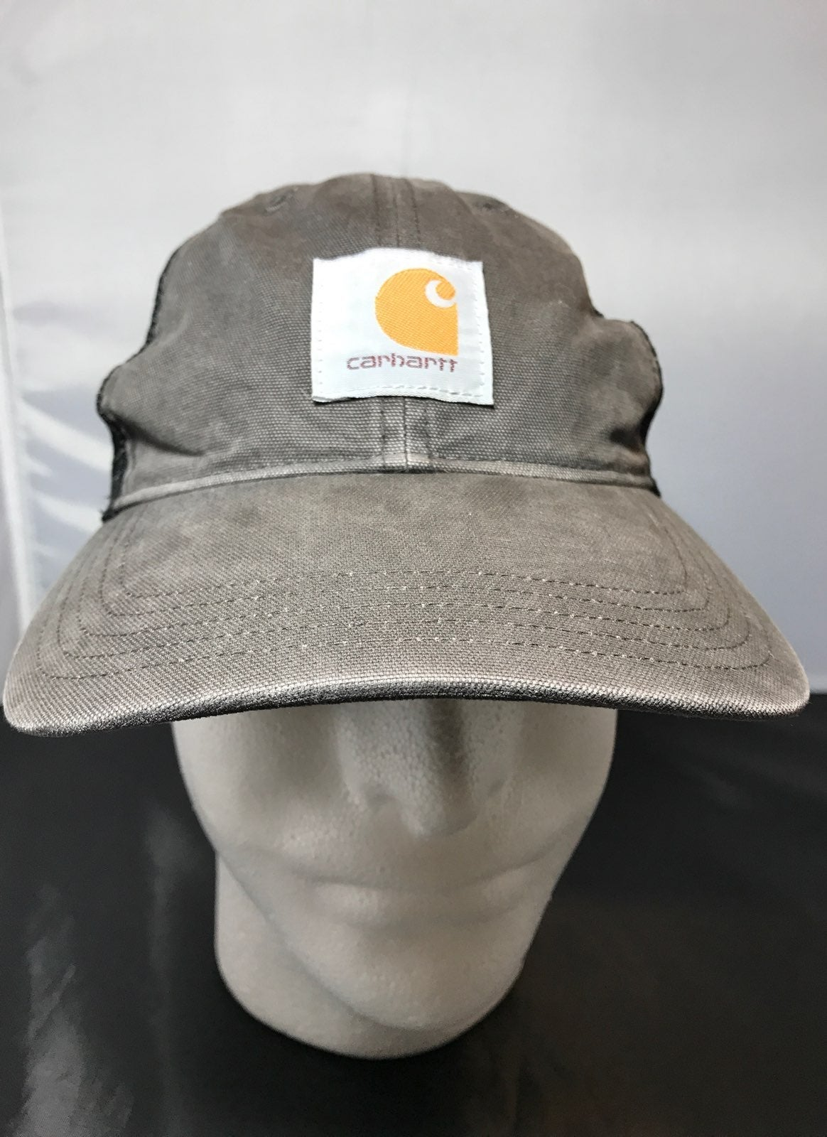 Carhartt Distressed Mesh Snapback Hat