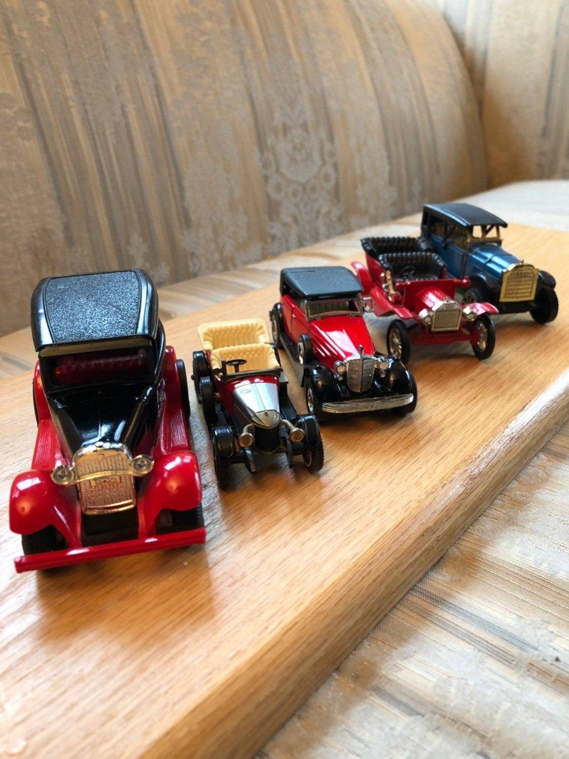 Vintage Matchbox, Tonka, 1:38 Cars