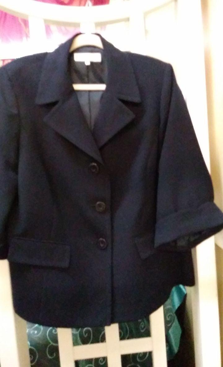 Blazer Jacket by Jones Studio Sz. 16W NW