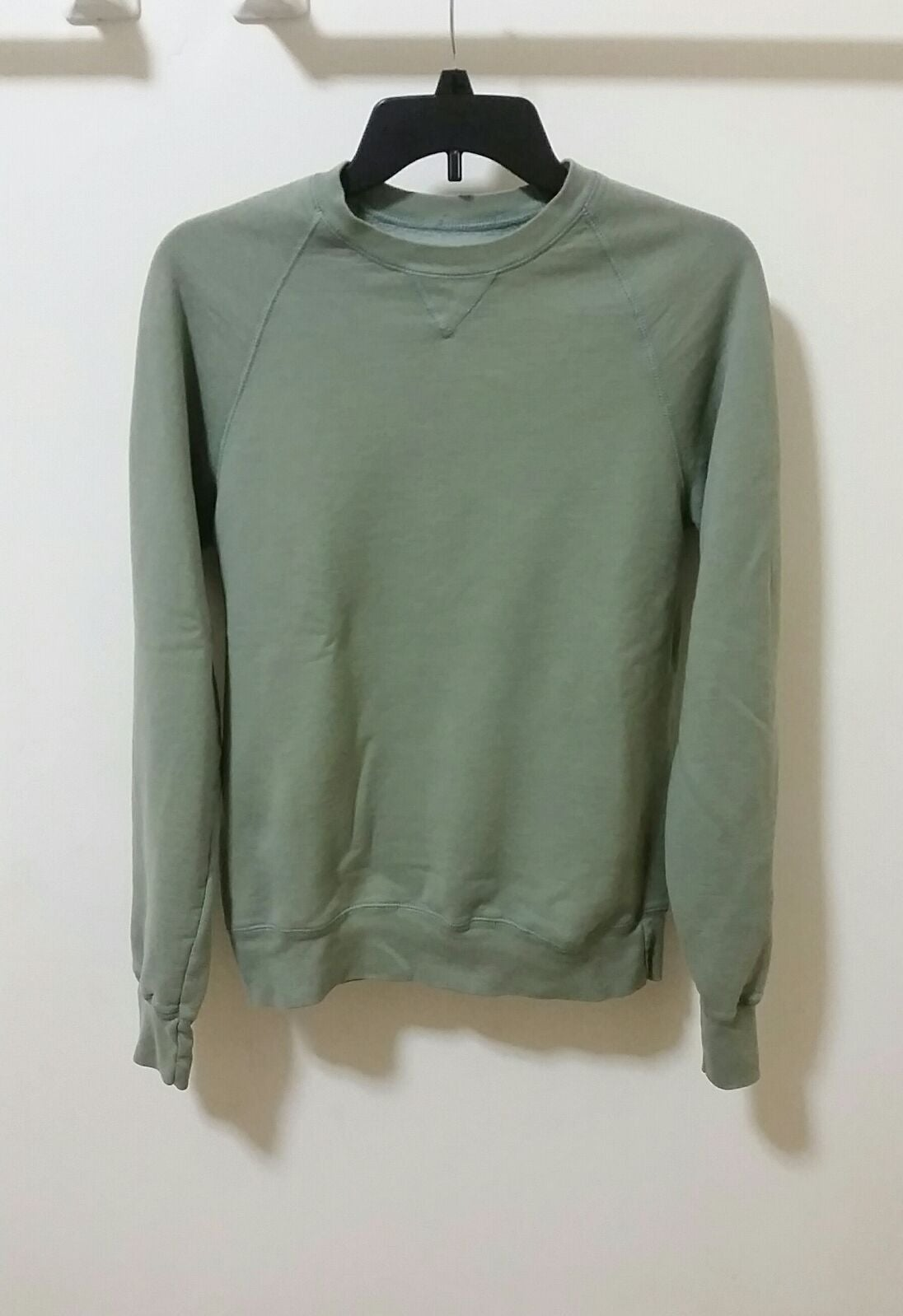 New Brandy fleece  crew sweatshirt