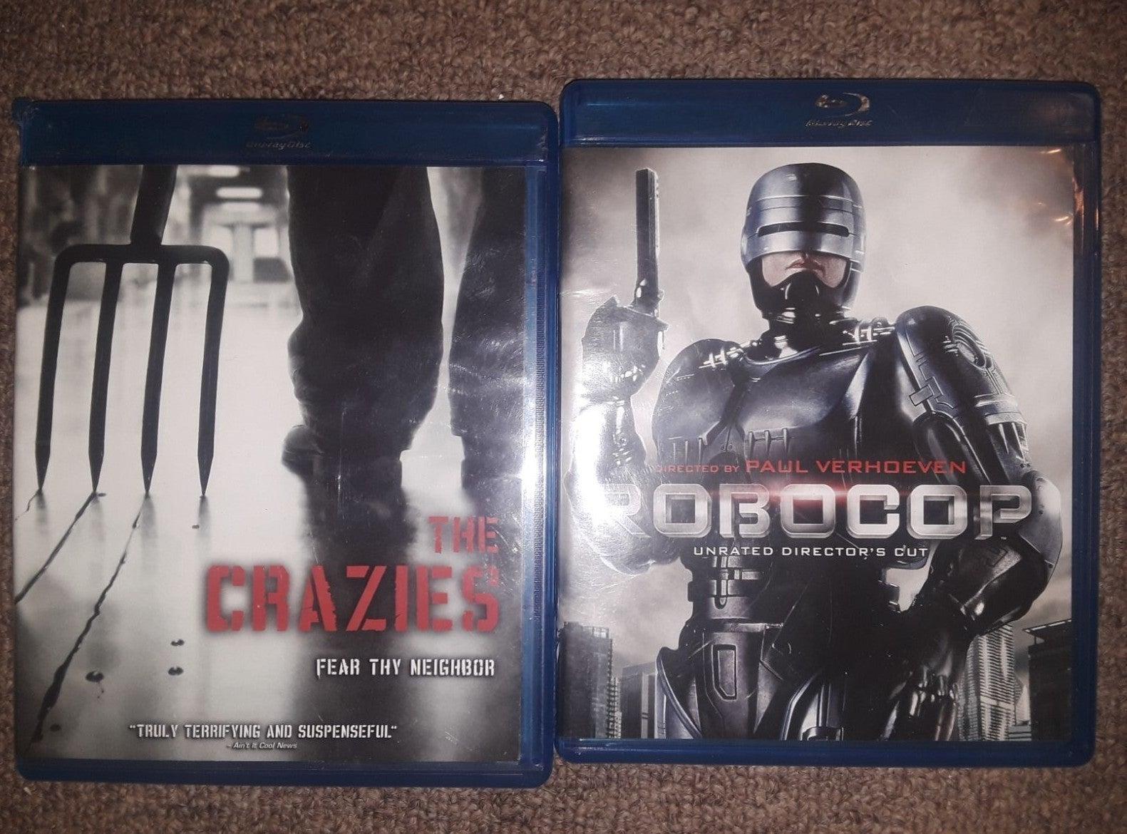 Blu ray 2 pack