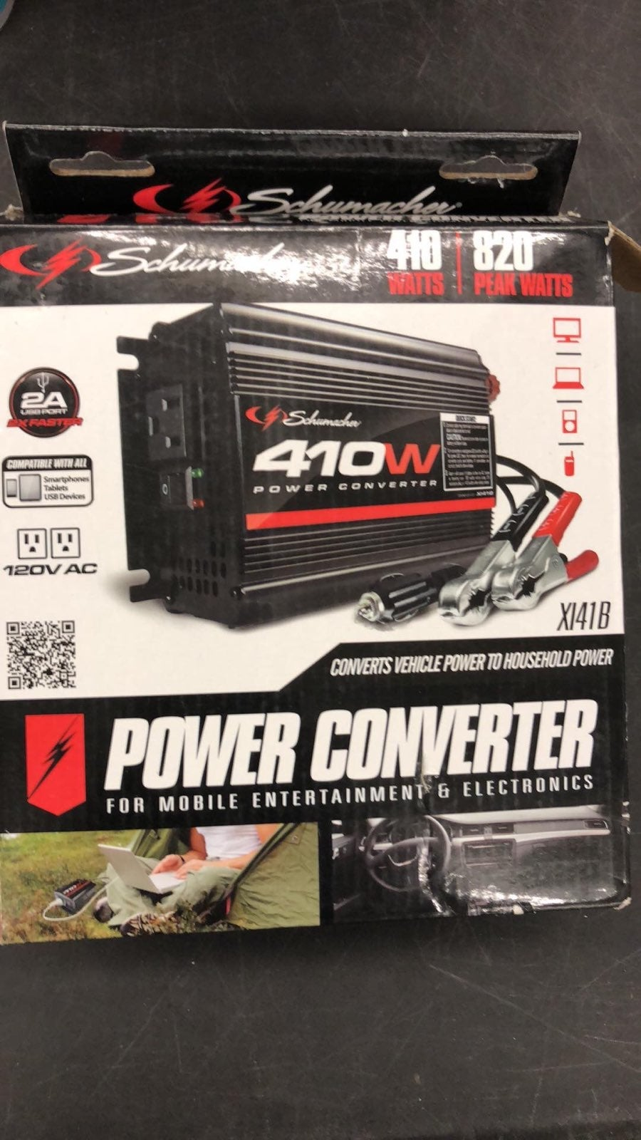 410W Power converter! New!!!