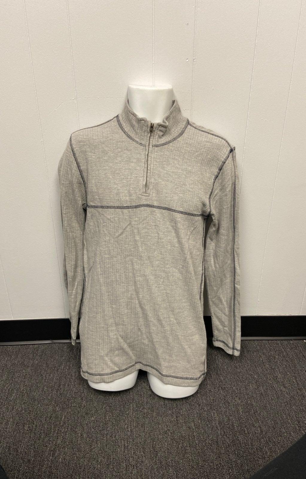 Men's Gray lightweight pullover size s