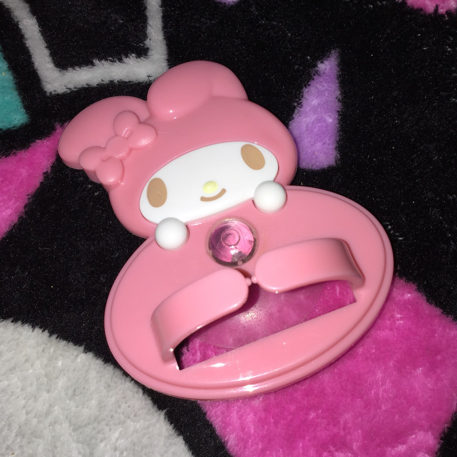 Sanrio my melody rubber band holder