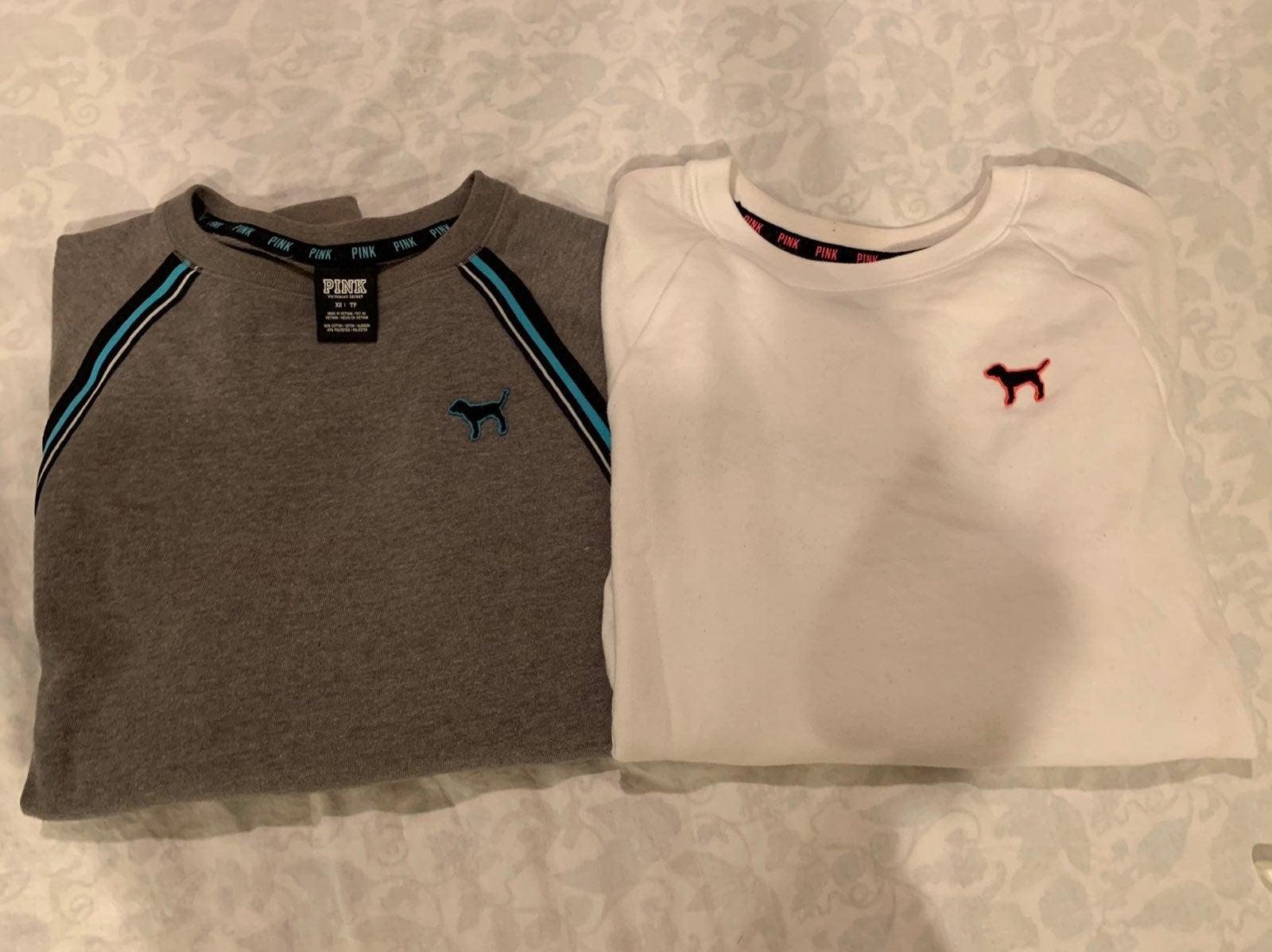 VSPINK Crewneck sweatshirt bundle