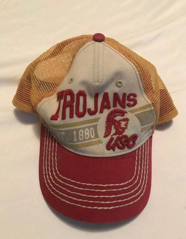 heritage USC Trojans cap