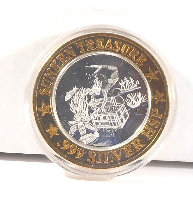Norwegian Cruise Lines, Fine Silver HSP,