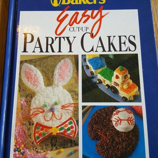 Lot of 5 Fun, Hard Cover Cookbooks