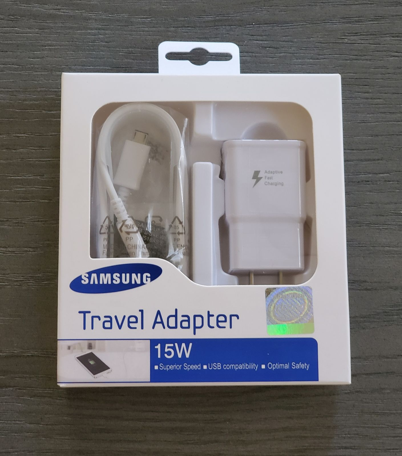 Samsung USB Fast Travel Charger