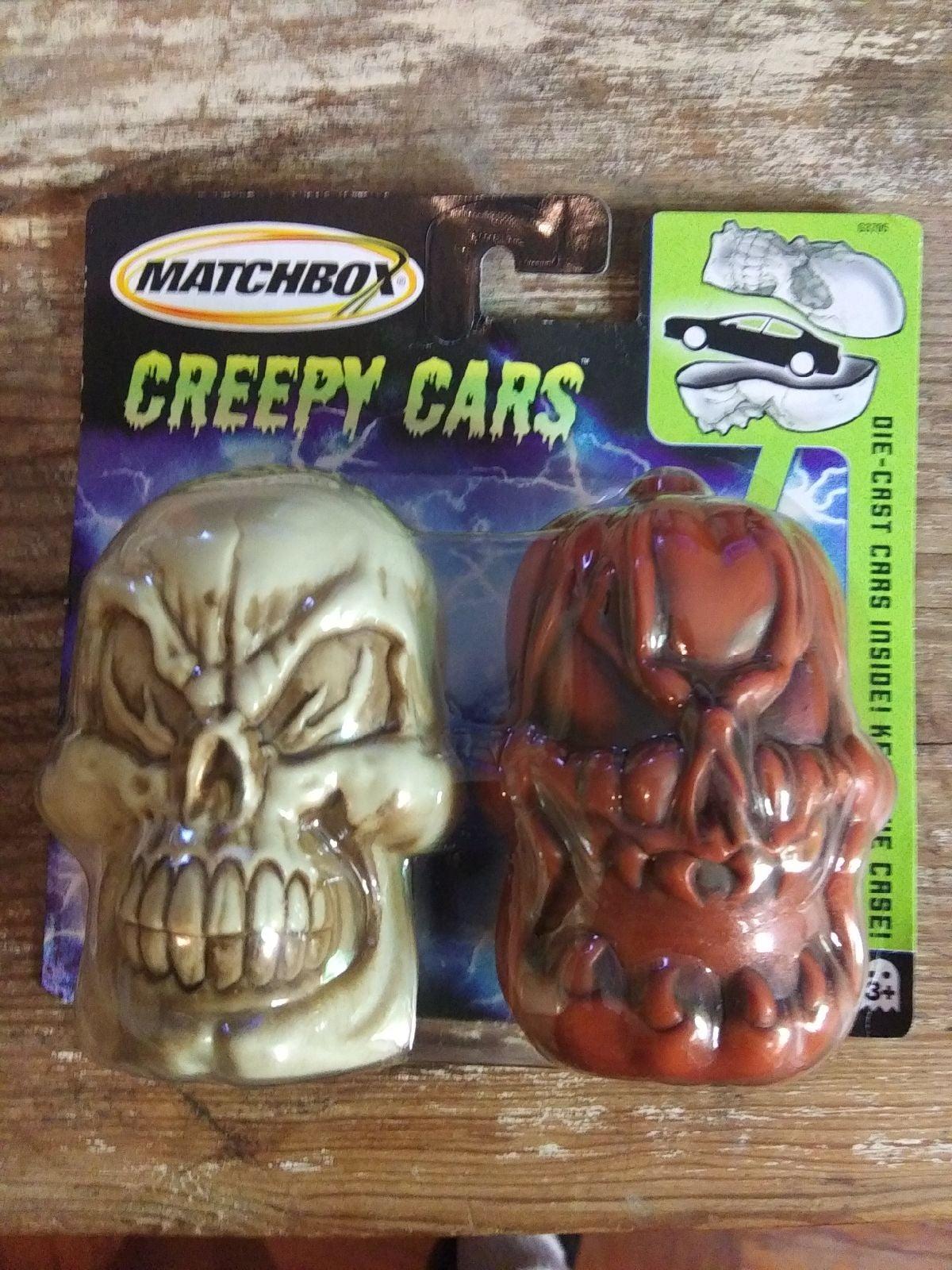 Matchbox creepy cars