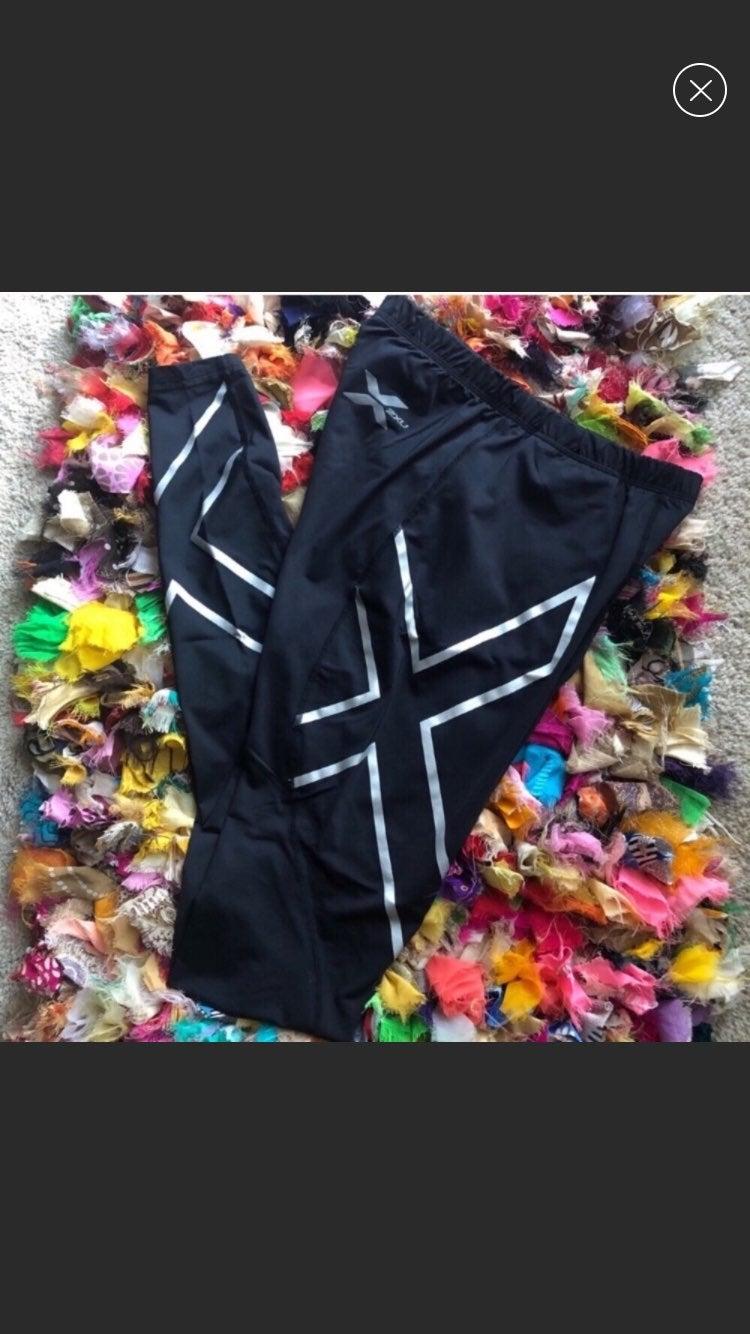2XU Mens compression leggings size XL