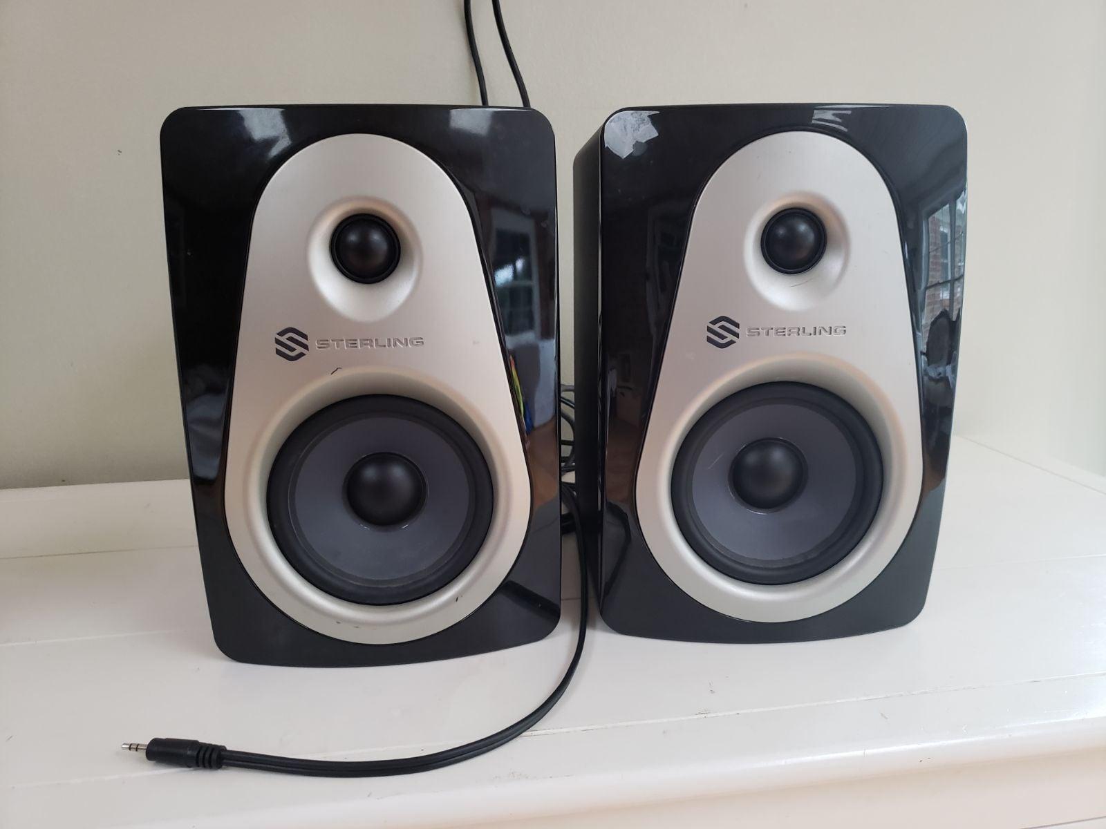 Sterling speakers