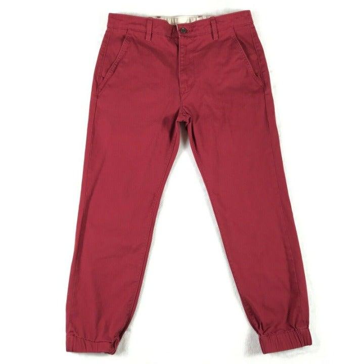 Levi Strauss Co Mens Skinny Jogger Pants
