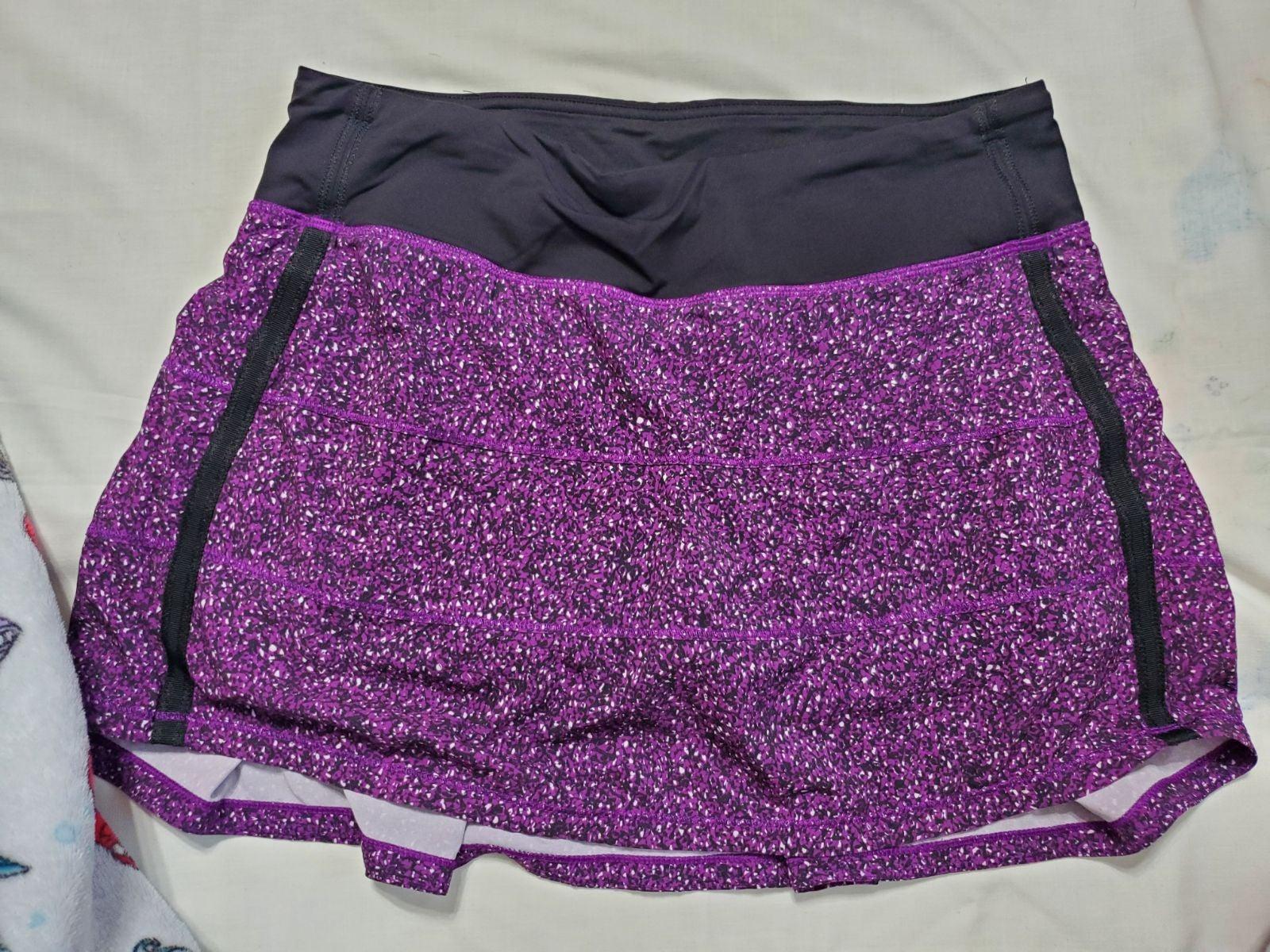 lululemon skirt 6