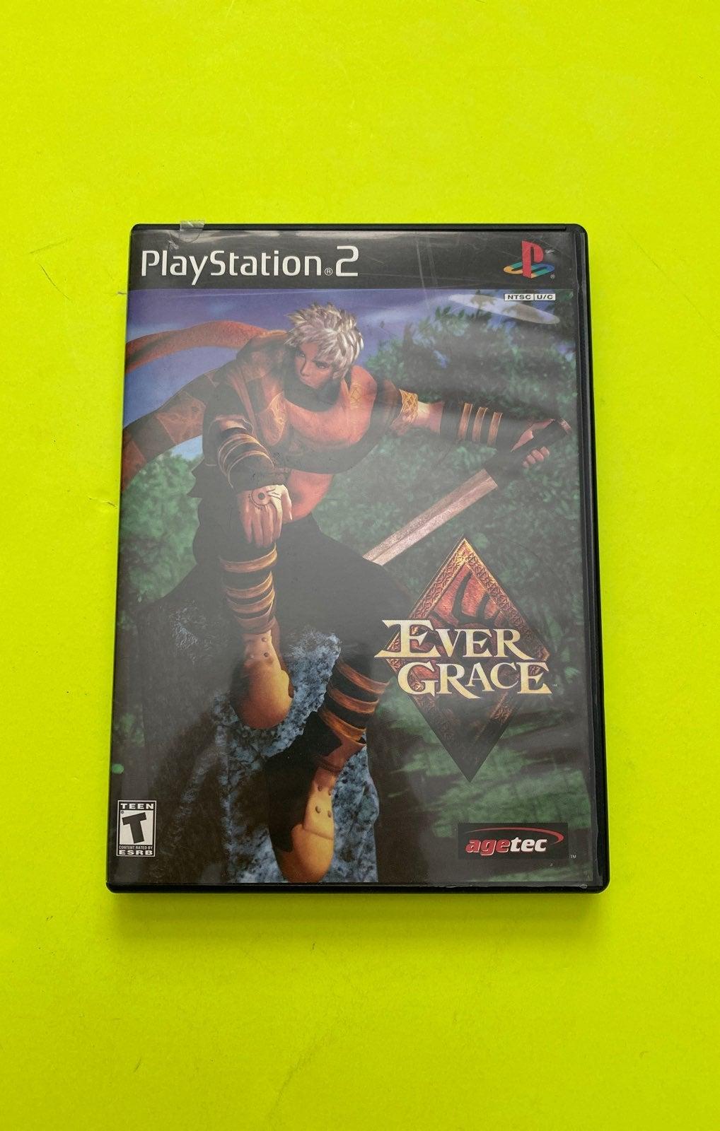 Evergrace PS2