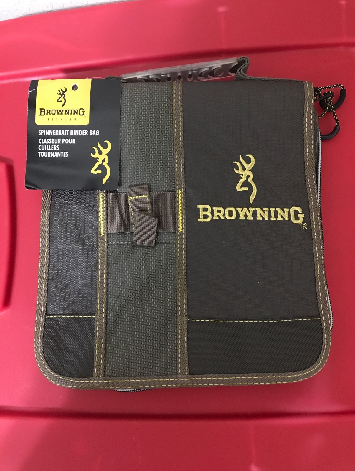 Browning Spinnerbait bag