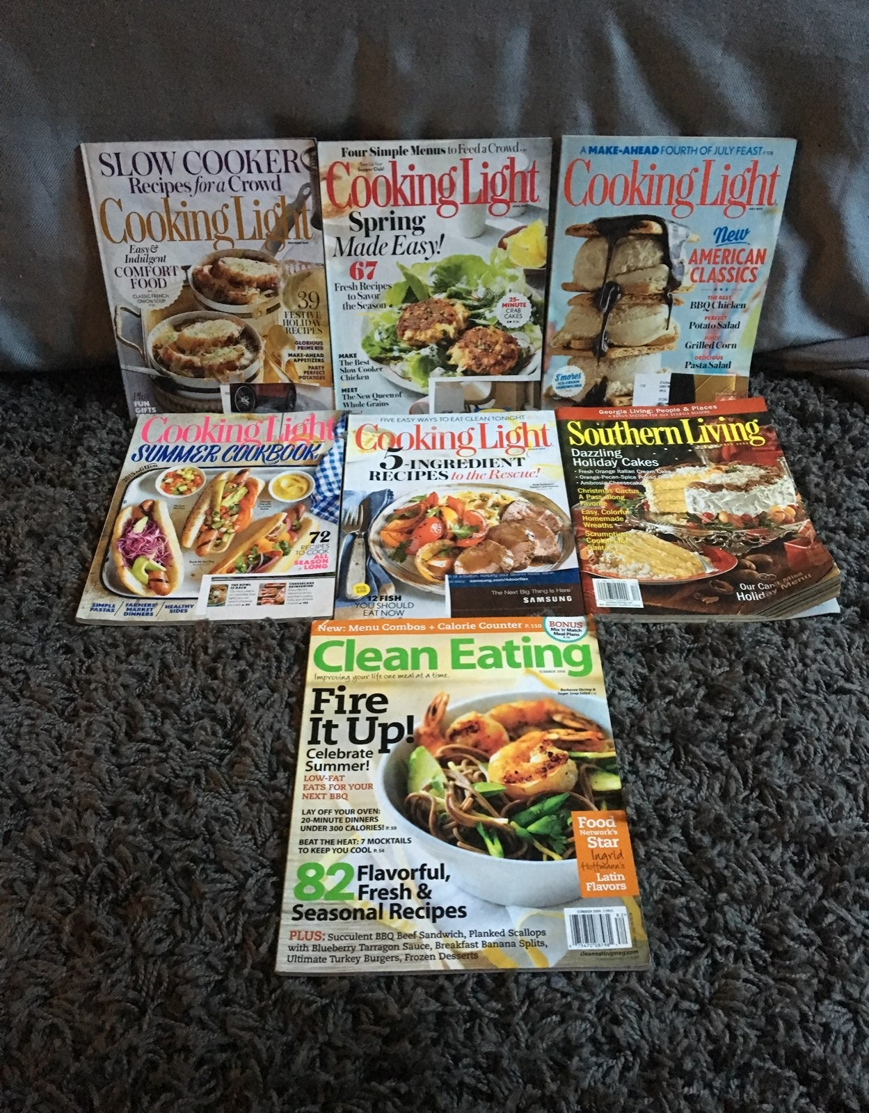 7 Cooking Magazines