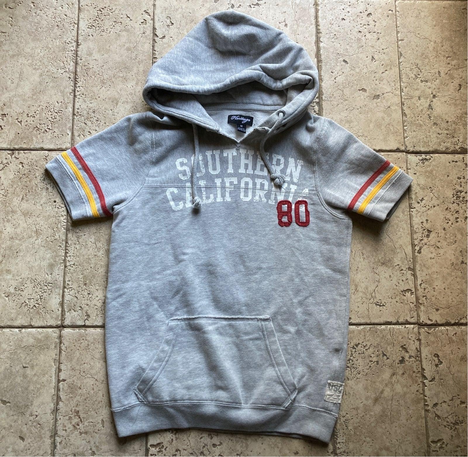 USC Hoodie Sweatshirt M