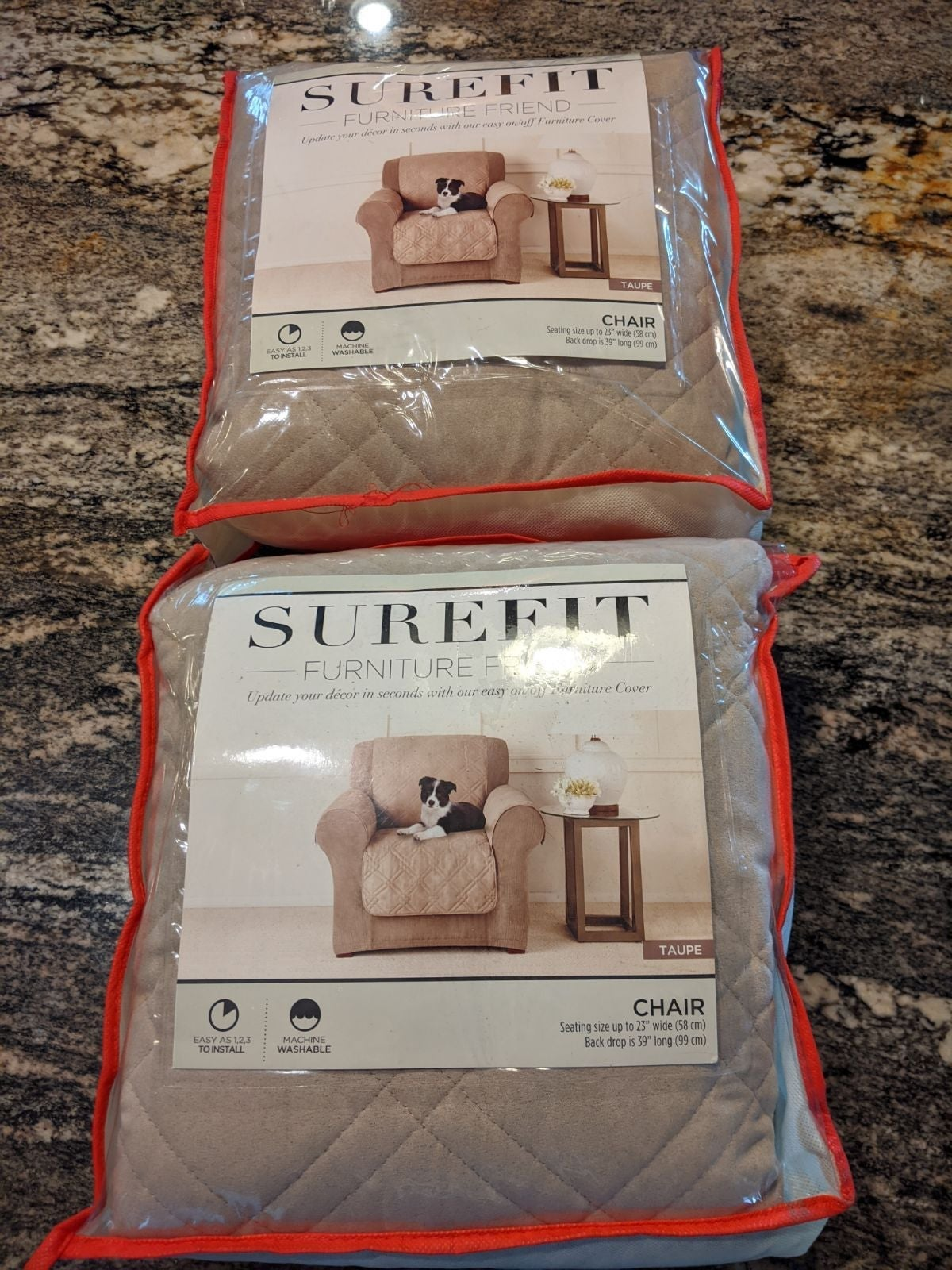 Surefit Couch Chair Slipcovers
