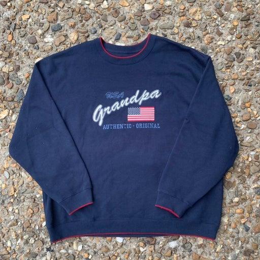 USA Granpa Sweatshirt