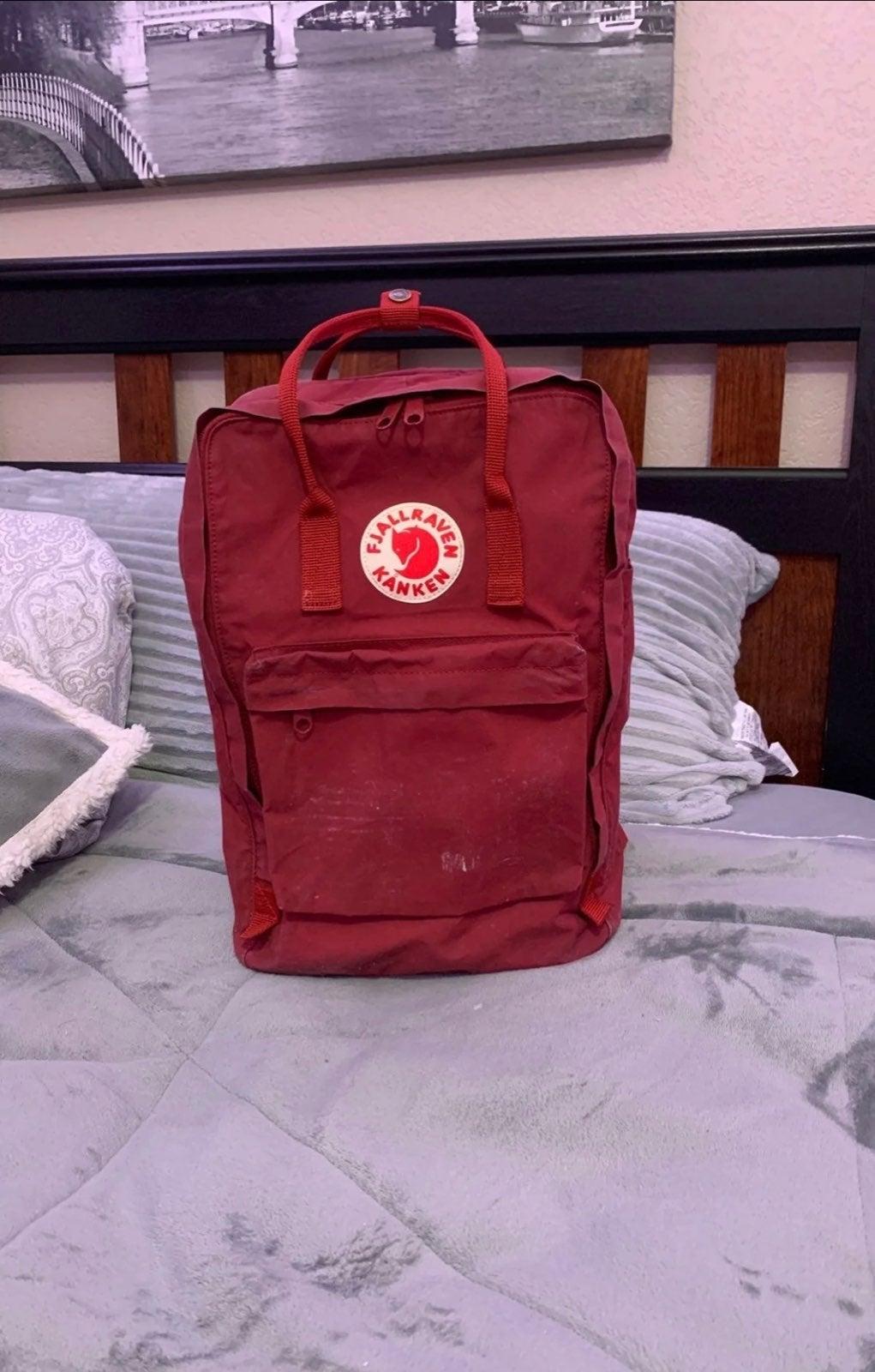 "Fjallraven Kanken Backpack ""17 laptop"