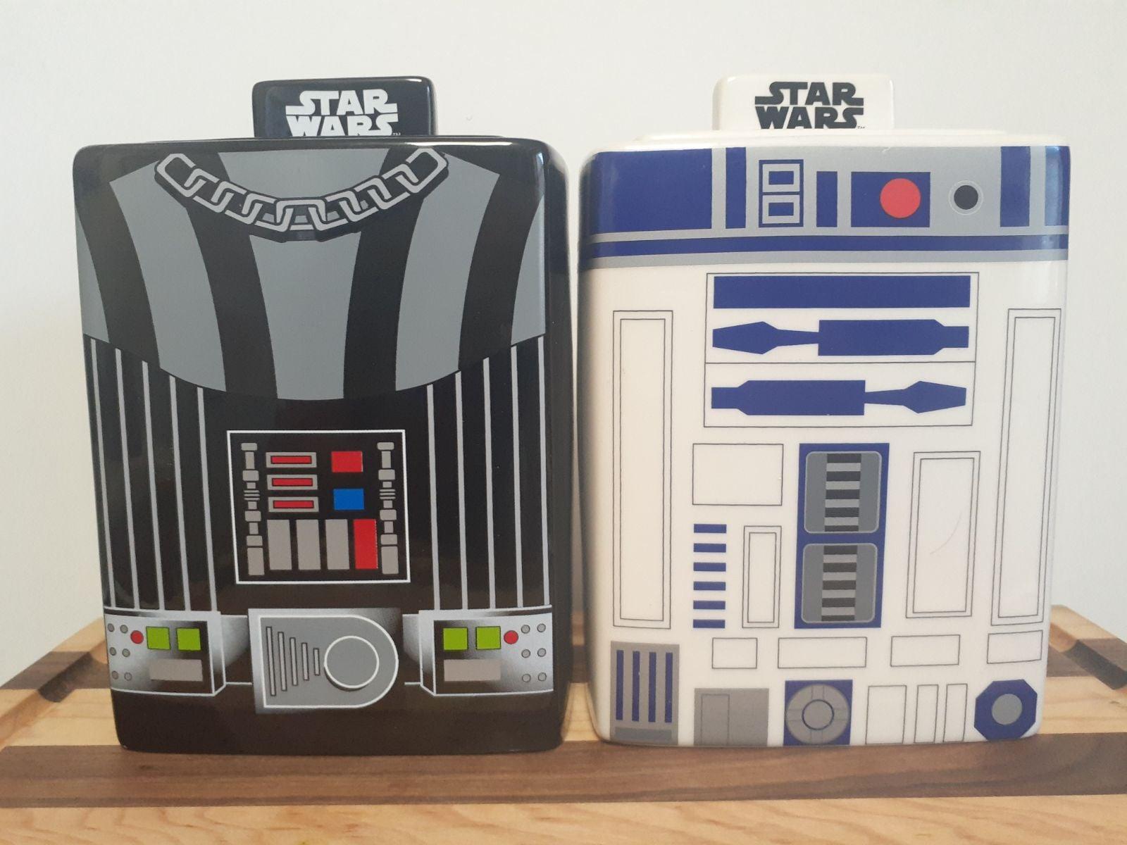 Star Wars Jars / Cookie Jars