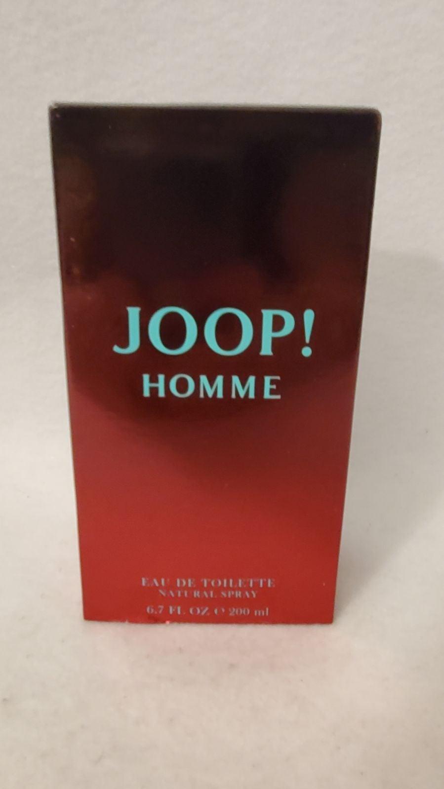 JOOP Homme cologne 6 .7
