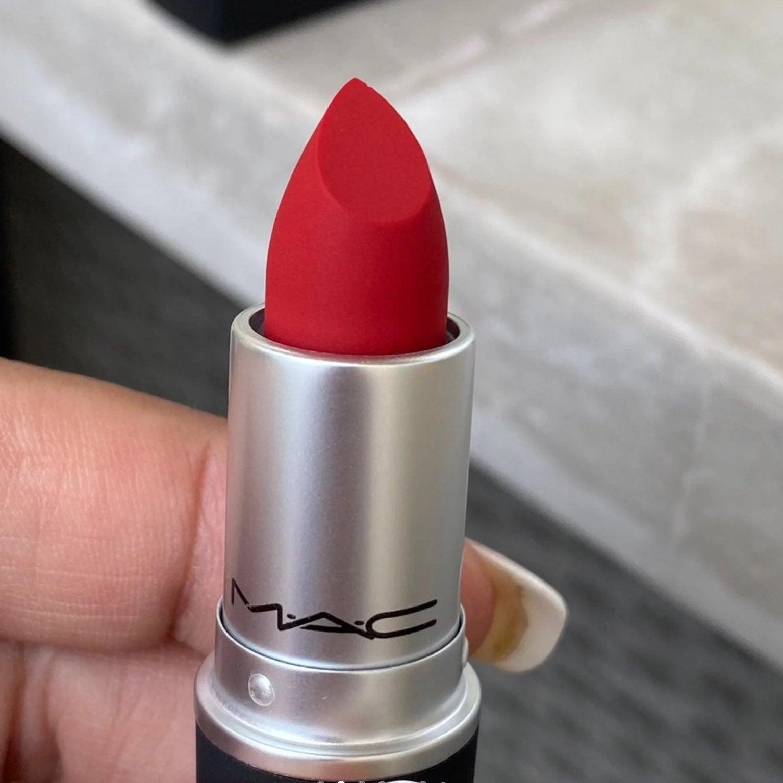 MAC Powder Kiss Lipstick #922