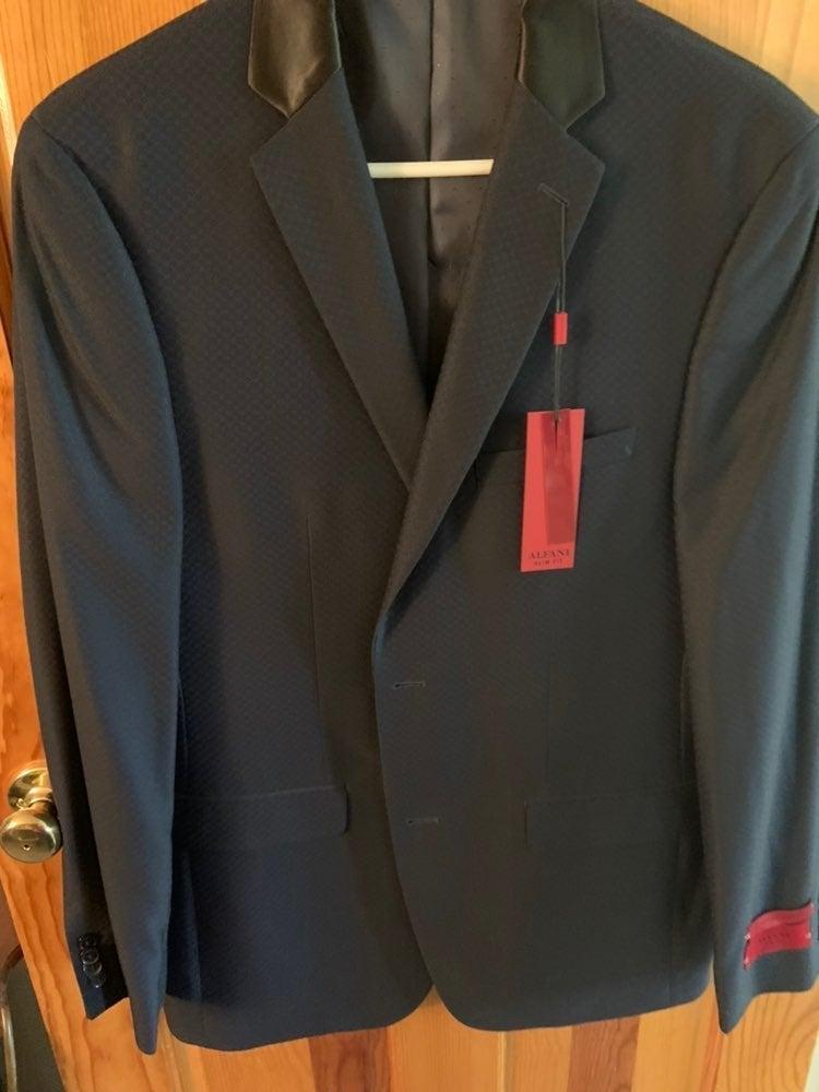 Mens Alfani Blazer Suit Jacket