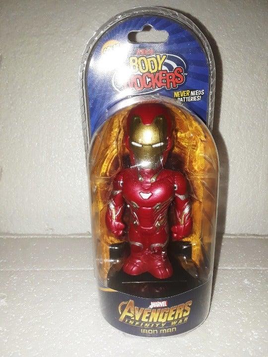 Avengers infinity iron man body knockers