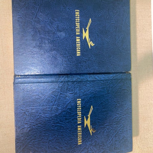 Old Encyclopedia books