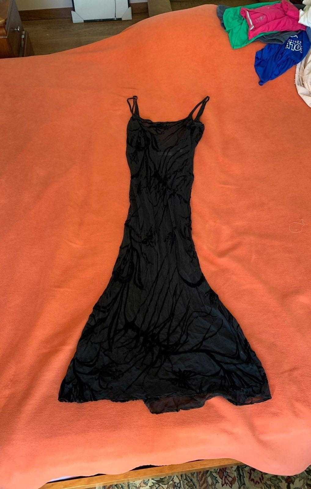 Victoria secret long negligee