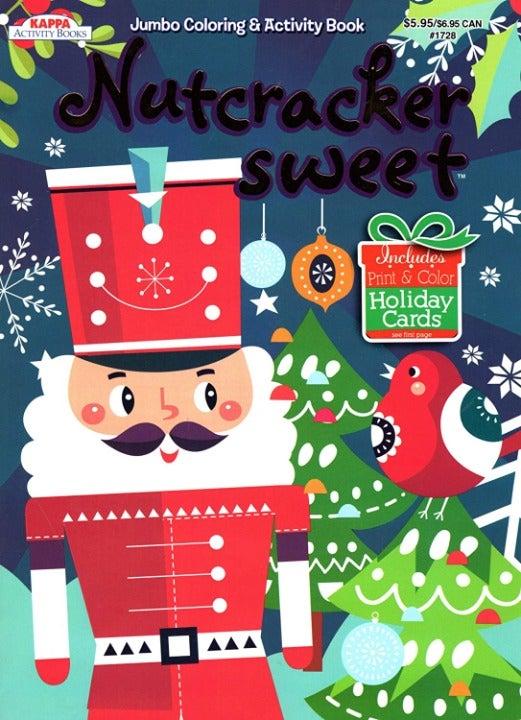 Nutcracker Sweet - Coloring Book