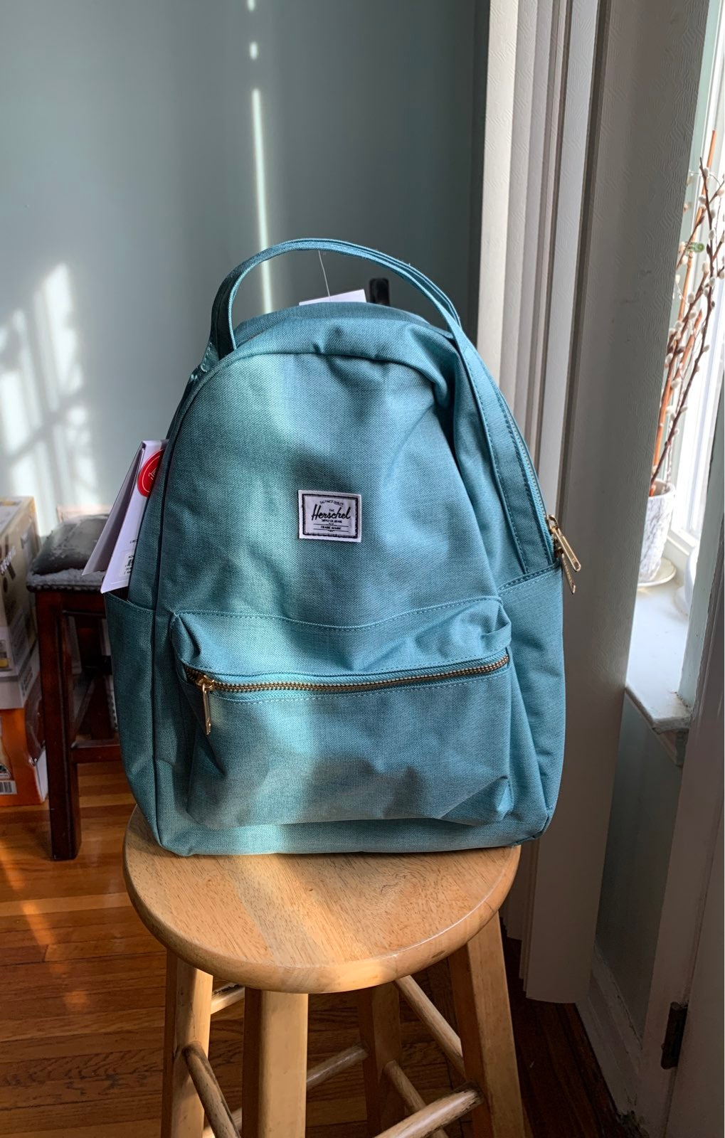 Herschel Backpack nova blue