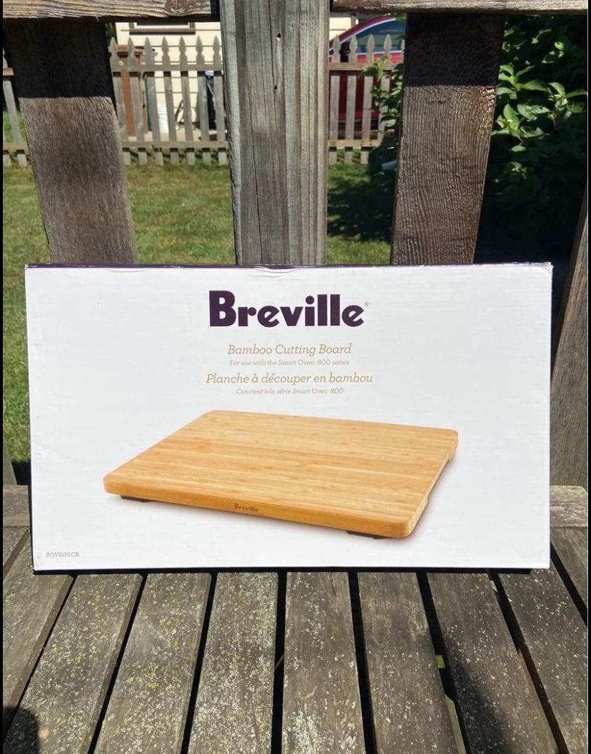 New in Box Breville Cutting Board