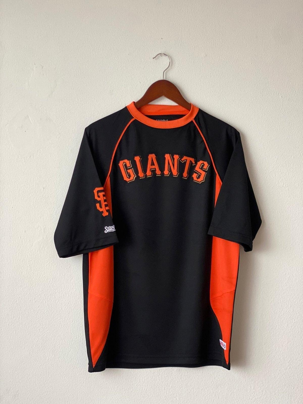 Vintage Stitches SF Giants Shirt Sz M