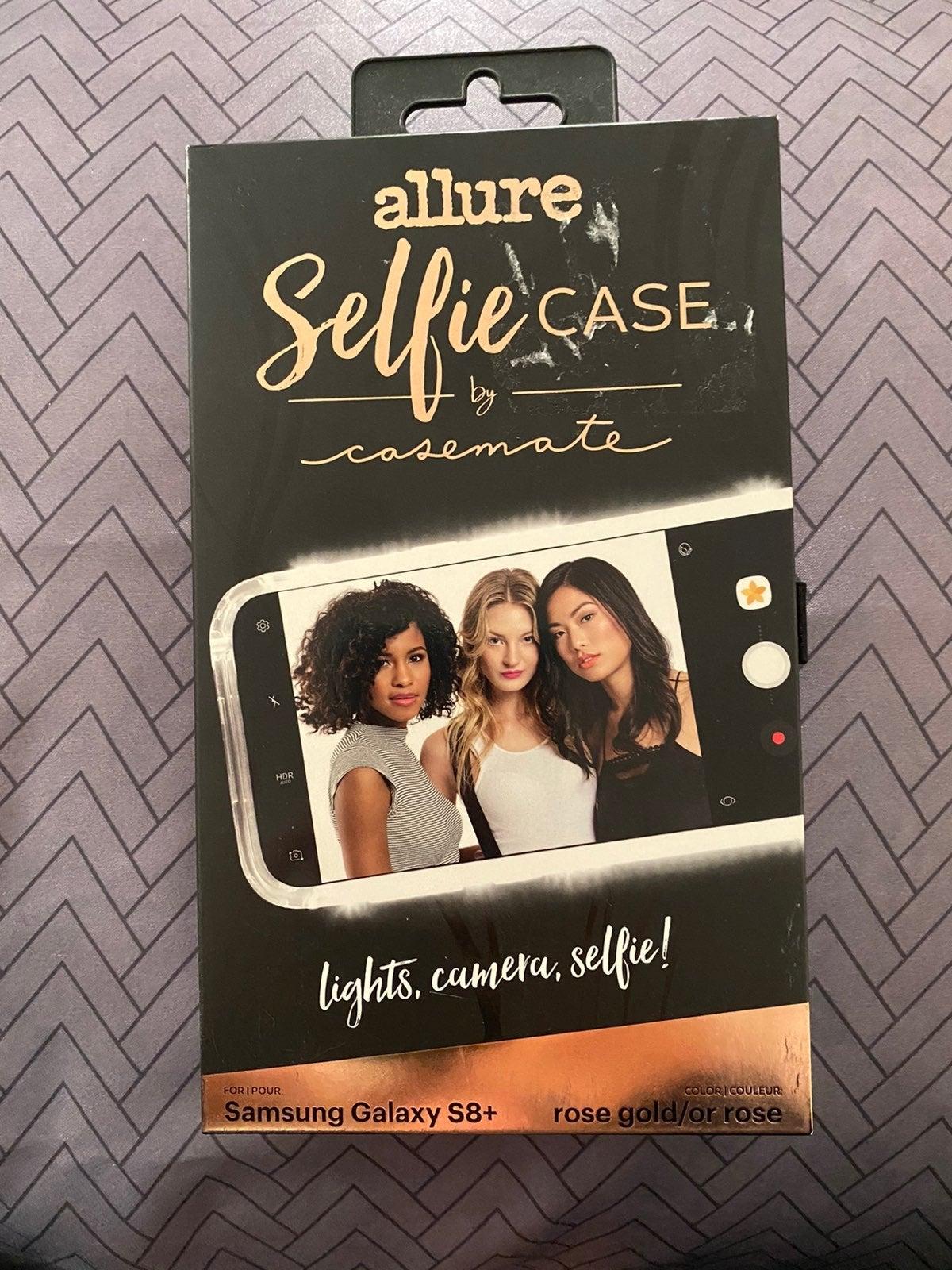 allure Selfie Case for Samsung Galaxy 8+