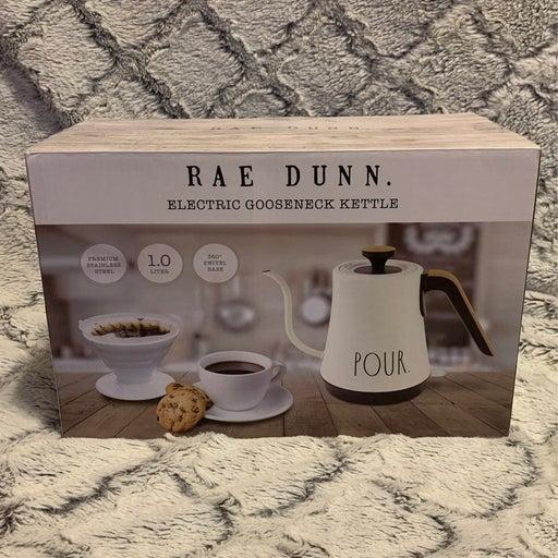 Rae Dunn Electric Gooseneck Tea Kettle