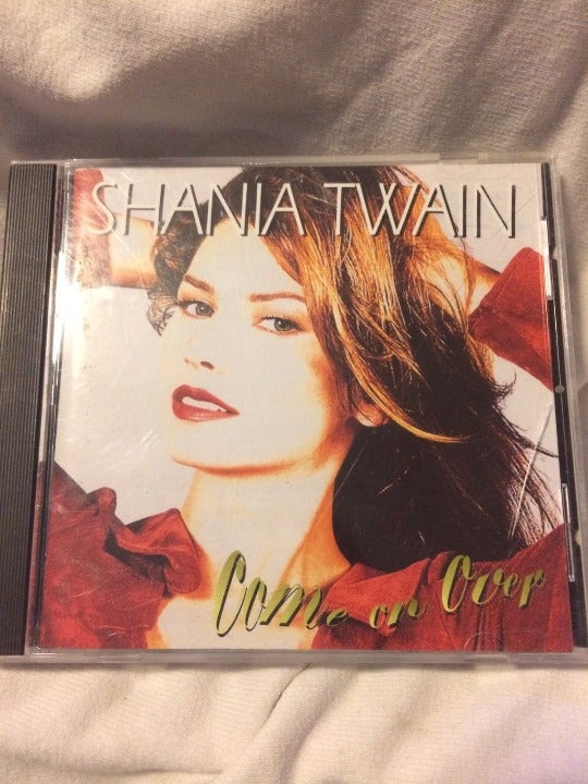 Shania Twain: Come On Over (CD)