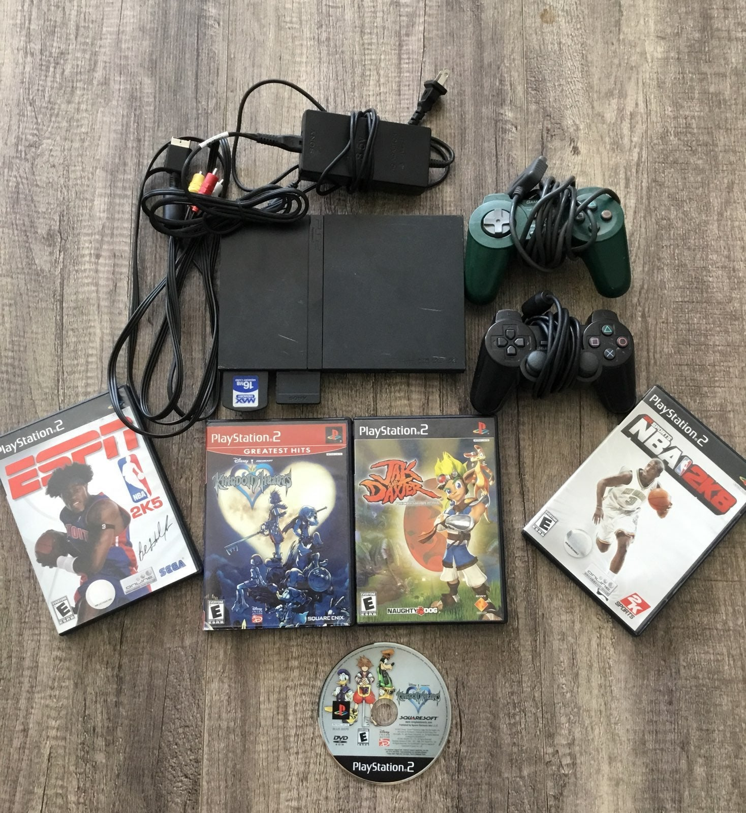 Sony PlayStation 2 consoles
