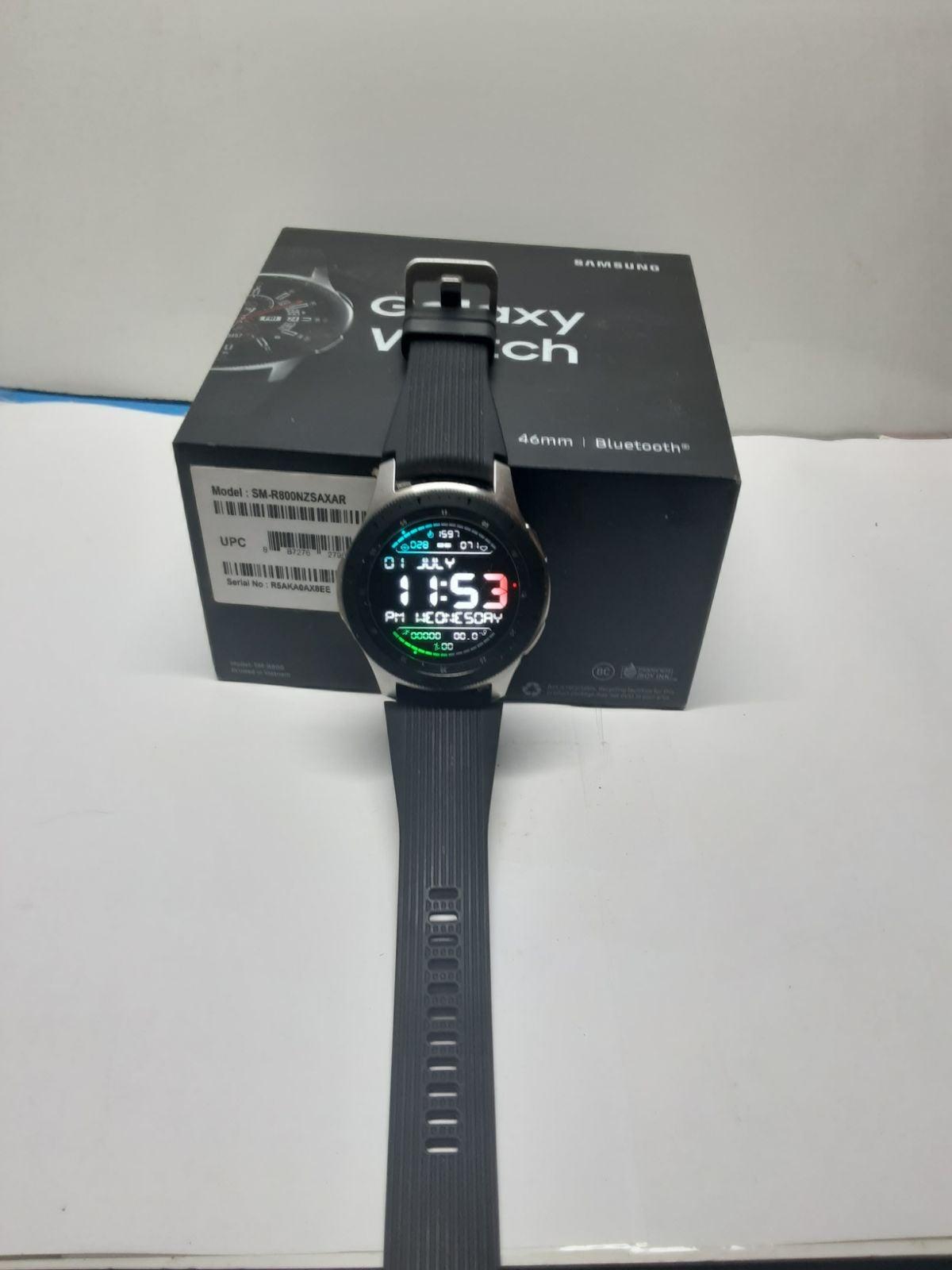 Samsung galaxy watch 46mm bluetooth