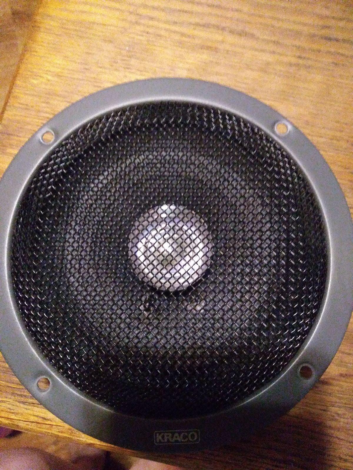 "5"" Dual Cone Car Speaker"