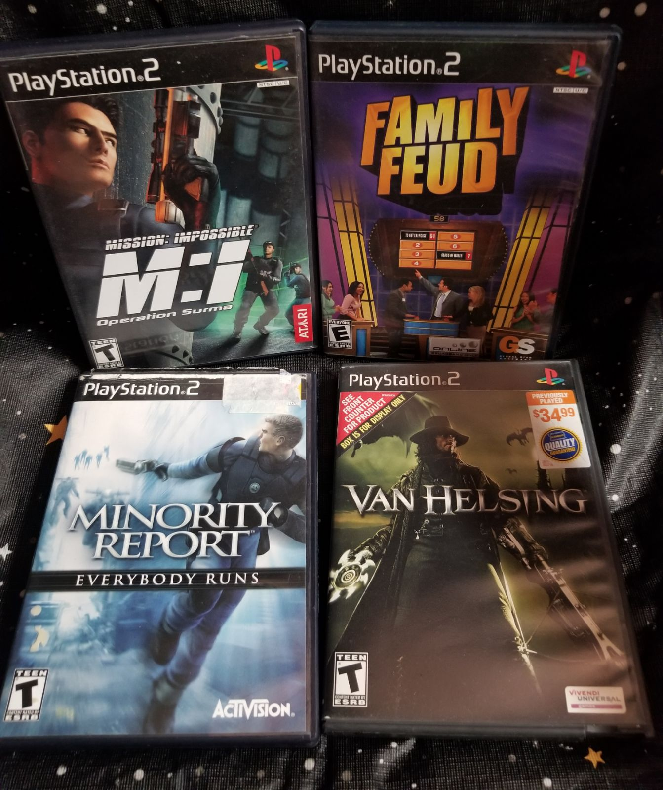Ps2 game bundle
