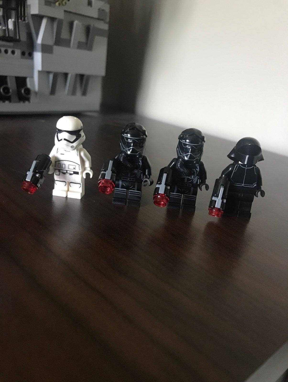 Lego Star Wars Minifig Lot