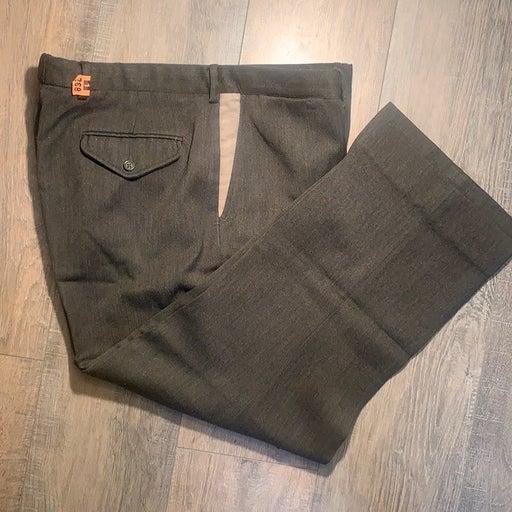 L.L. Bean mens wool pants 38