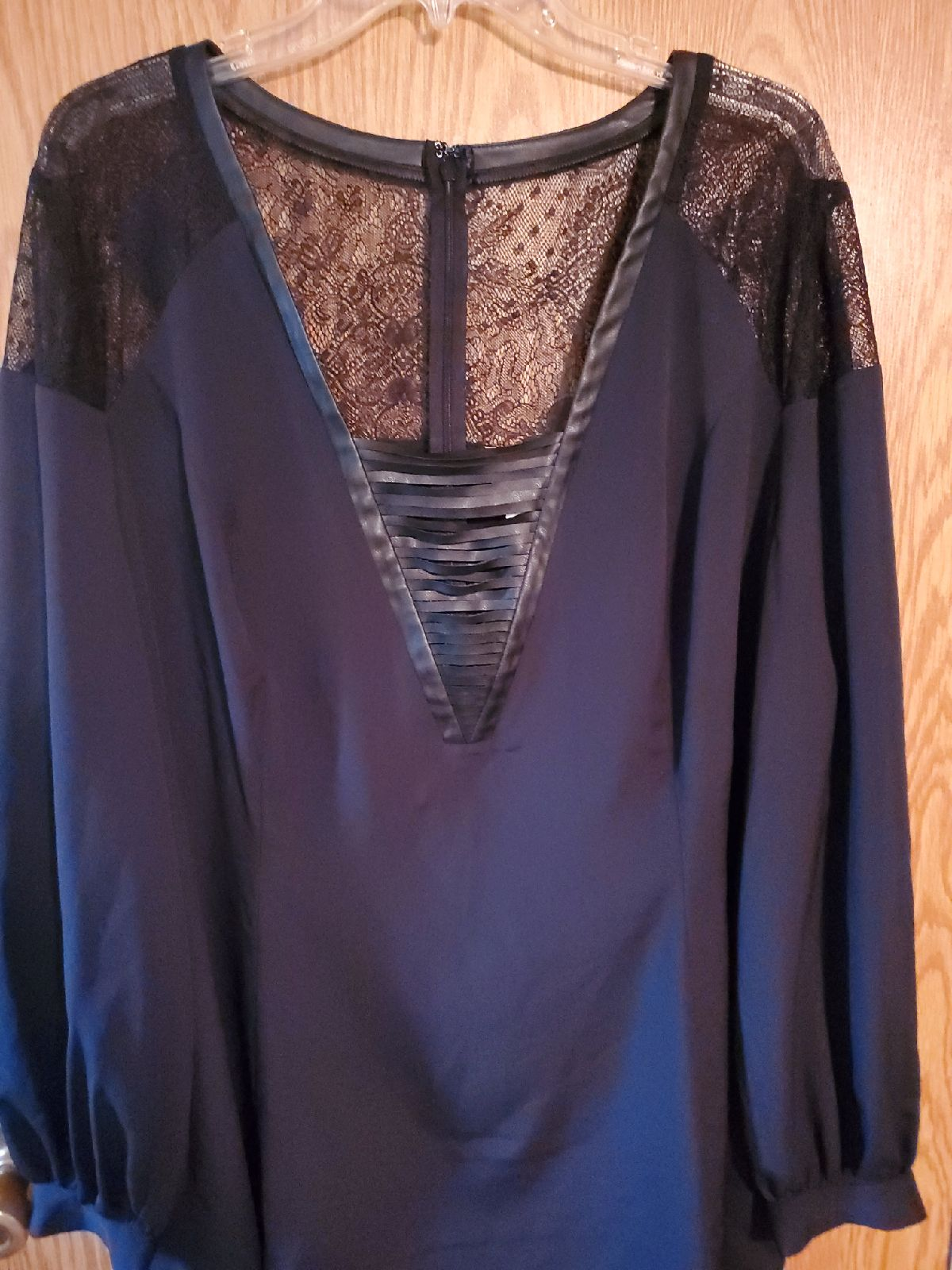 Womens blouse 3XL Bisou bisou