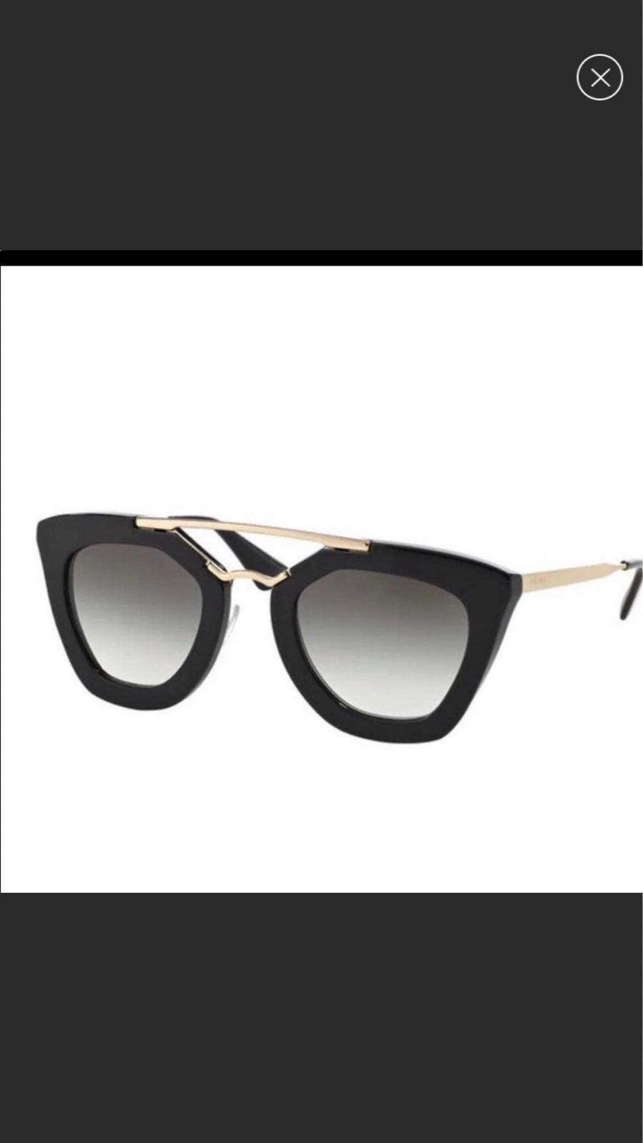 Black Prada Cinema Sunglasses SPR09Q