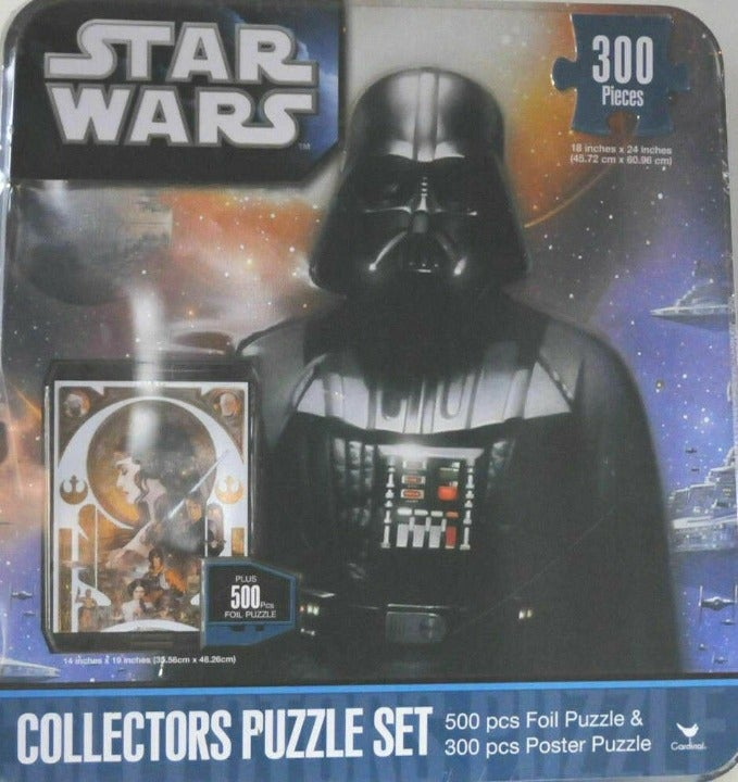 Star Wars Collector 2 Puzzle Set 500/300