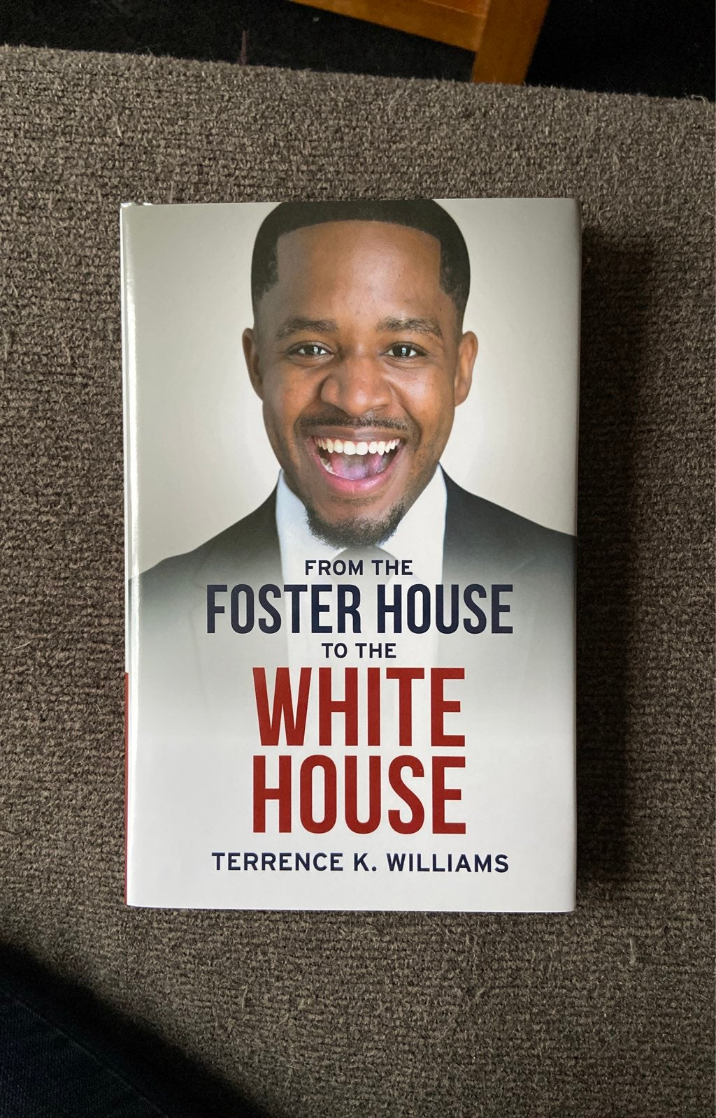 From the foster house to the white house